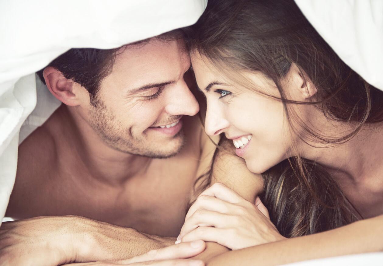 starkes sexuelles verlangen frau