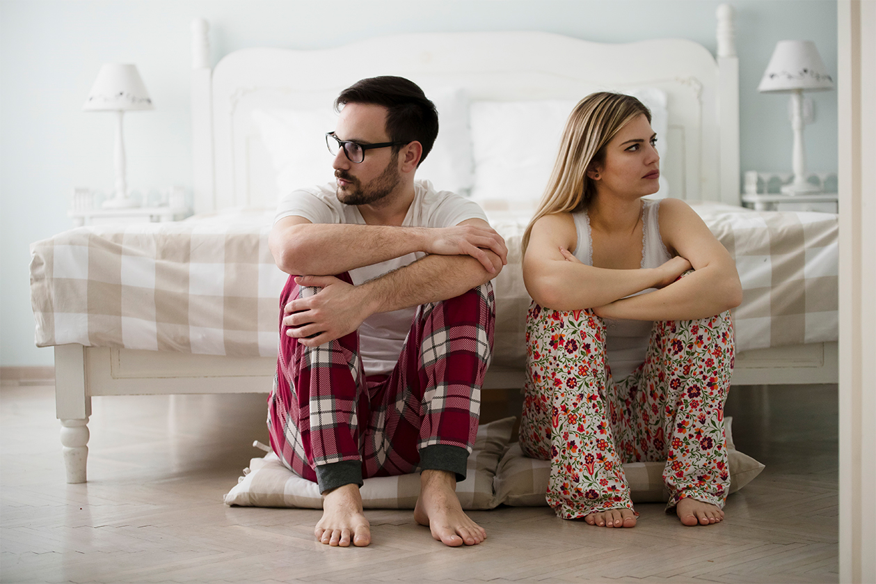 Sexuelle Unlust - Lustlosigkeit der Frau - Dr. Böhm® Damiana - natürliches Aphrodisiakum